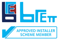 Brett Approved Installer for driveways in Essex